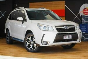 2013 Subaru Forester White Constant Variable Wagon Southport Gold Coast City Preview
