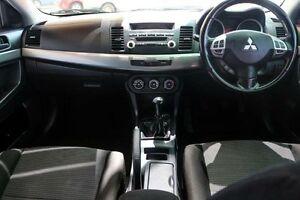 2010 Mitsubishi Lancer CJ MY10 Activ Burgundy 5 Speed Manual Sedan Minchinbury Blacktown Area Preview
