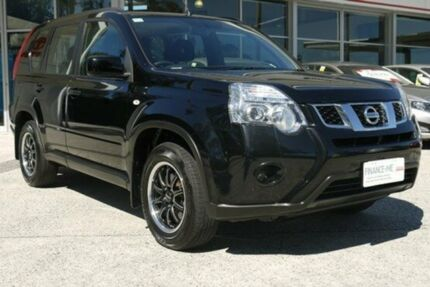 2010 Nissan X-Trail T31 MY10 ST-L Black 1 Speed Constant Variable Wagon Currimundi Caloundra Area Preview