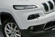 2014 Jeep Cherokee KL MY15 Limited White 9 Speed Sports Automatic Wagon Robina Gold Coast South Preview
