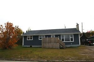 NEW PRICE! 4 Bedroom, 2 Bath Bungalow! 93 Grenfell Drive