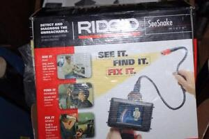 Ridgid camera