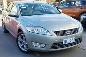 2010 Ford Mondeo MB Zetec TDCi Silver 6 Speed Sports Automatic Hatchback Pearce Woden Valley Preview