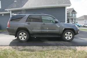 2005 Toyota 4Runner V6 Limited SUV