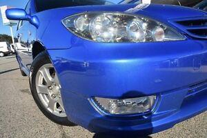 2005 Toyota Camry MCV36R MY06 Sportivo Blue 4 Speed Automatic Sedan