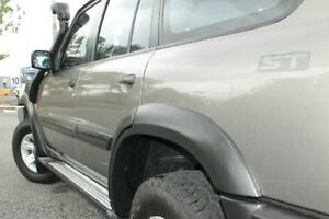 2004 Nissan Patrol GU IV MY05 ST Grey 5 Speed Manual Wagon Bungalow Cairns City Preview