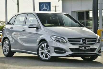 2015 Mercedes-Benz B200  Polar Silver Sports Automatic Dual Clutch Hatchback Mornington Mornington Peninsula Preview