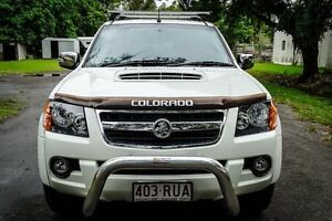 2011 Holden Colorado RC MY11 LT-R Crew Cab White 4 Speed Automatic Utility Earlville Cairns City Preview