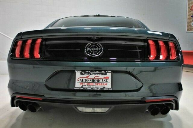 Image 8 Voiture American used Ford Mustang 2020