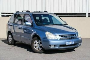2007 Kia Carnival VQ EX Blue 4 Speed Automatic Wagon Cannington Canning Area Preview