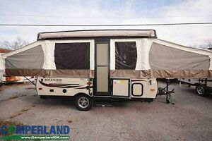 Beautiful Tent trailer like new fully loaded.