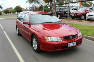 2003 Holden Commodore VY II Acclaim Maroon 4 Speed Automatic Wagon Hoppers Crossing Wyndham Area Preview
