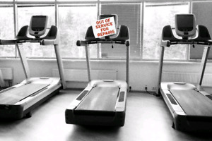 Treadmill and Fitness Equipment Repair
