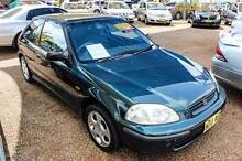 1996 - 01 Honda Civic GLi EK1 Hatchback Mulgrave Monash Area Preview