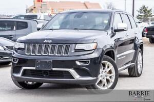 2014 Jeep Grand Cherokee ***SUMMIT MODEL***LEATHER***SUNROOF***N