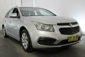 2015 Holden Cruze JH Series II MY15 CD Sportwagon Silver 6 Speed Sports Automatic Wagon Maryville Newcastle Area Preview