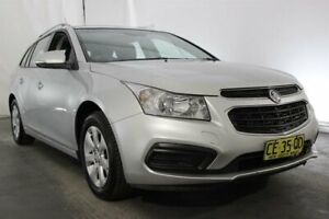 2015 Holden Cruze JH Series II MY16 CD Sportwagon White 6 Speed Sports Automatic Wagon Maryville Newcastle Area Preview