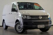 2017 Volkswagen Transporter T6 MY17 TDI340 SWB DSG White 7 Speed Sports Automatic Dual Clutch Van Myaree Melville Area Preview