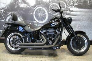 2016 Harley-Davidson FAT BOY S (FLSTFBS) Road Bike 1801cc Blacktown Blacktown Area Preview