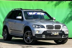 2007 BMW X5 E70 Steptronic Silver 6 Speed Sports Automatic Wagon Ringwood East Maroondah Area Preview