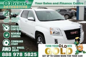2015 GMC Terrain SLE - No PST! w/AWD, Command Start