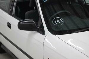 1999 Honda Civic EK CXi White 5 Speed Manual Hatchback