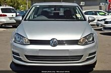 2015 Volkswagen Golf VII MY16 Silver 7 Speed Sports Automatic Dual Clutch Hatchback Launceston Launceston Area Preview