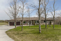 Hobby Farm on 25 Acres - 3205 4th Line Innisfil