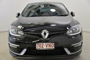 2014 Renault Megane III B95 Phase 2 GT-Line EDC Black 6 Speed Sports Automatic Dual Clutch Hatchback Mansfield Brisbane South East Preview