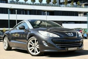 2012 Peugeot RCZ Coupe 2dr Spts Auto 6sp 1.6T Grey Sports Automatic Coupe Liverpool Liverpool Area Preview