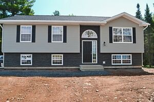 Split entry has 3 bedrooms, laundry, bathroom and open concept