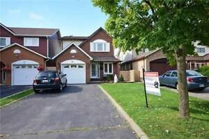 Beautiful Detached 4 Bedroom William Parkway/ Kennedy Brampton