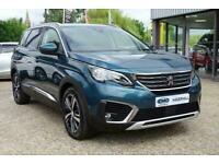 2019 Peugeot 5008 1.2 PureTech Allure 5dr Estate Petrol Manual