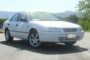 2001 Toyota Camry MCV20R CSi White 4 Speed Automatic Sedan
