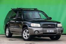 2002 Subaru Forester 79V XS Green Automatic Wagon Ringwood East Maroondah Area Preview