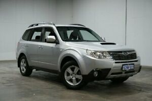 2010 Subaru Forester S3 MY10 2.0D AWD Silver 6 Speed Manual Wagon