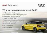 2017 Audi A6 2.0 Tdi Ultra Black Edition 4Dr Saloon Diesel Manual