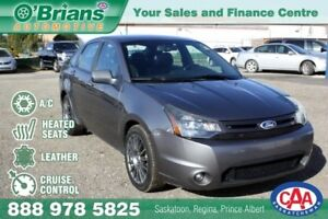 2011 Ford Focus SES w/Leather
