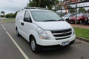 2013 Hyundai iLOAD TQ MY13 White 5 Speed Automatic Van Hoppers Crossing Wyndham Area Preview