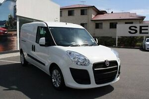 2015 Fiat Doblo 263 Low Roof LWB White 6 Speed Manual Van Mount Gravatt Brisbane South East Preview