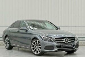 2017 Mercedes-Benz C-Class W205 C250 Grey 7 Speed Sports Automatic Sedan