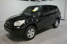 2005 Toyota RAV4 ACA23R CV Black 5 Speed Manual Wagon Old Guildford Fairfield Area Preview