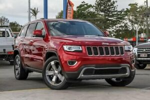 2014 Jeep Grand Cherokee WK MY15 Limited Maroon 8 Speed Sports Automatic Wagon Aspley Brisbane North East Preview