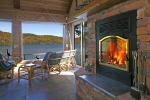 For Sale Luxurious Lakefront Home; 1 hr. from Ottawa