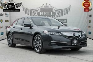 2015 Acura TLX TECH PKG NAVIGATION SUNROOF LEATHER BACK-UP CAMER