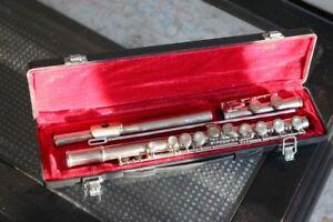 CADET flute by Gundy Bettoney 3 piece flute w/ box Made in USA