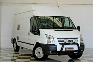 2013 Ford Transit VM MY12 Update High (LWB) White 6 Speed Manual Van Burleigh Heads Gold Coast South Preview