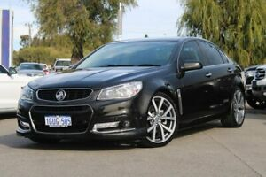 2013 Holden Commodore VF MY14 SS V Black 6 Speed Sports Automatic Sedan Midland Swan Area Preview