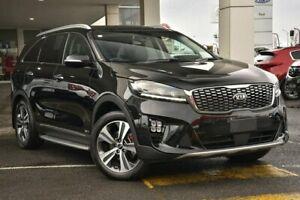 2018 Kia Sorento UM MY19 GT-Line AWD Aurora Black 8 Speed Sports Automatic Wagon