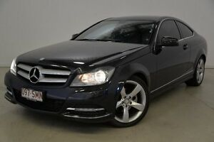 2012 Mercedes-Benz C250 CDI C204 BlueEFFICIENCY 7G-Tronic Grey 7 Speed Sports Automatic Coupe Mansfield Brisbane South East Preview